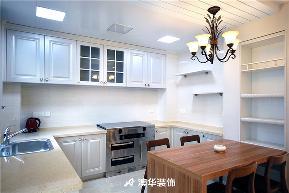 欧式 北欧 四居 白领 收纳 80后 厨房图片来自澳华装饰有限公司在清江泓景·解密浪漫北欧风的分享