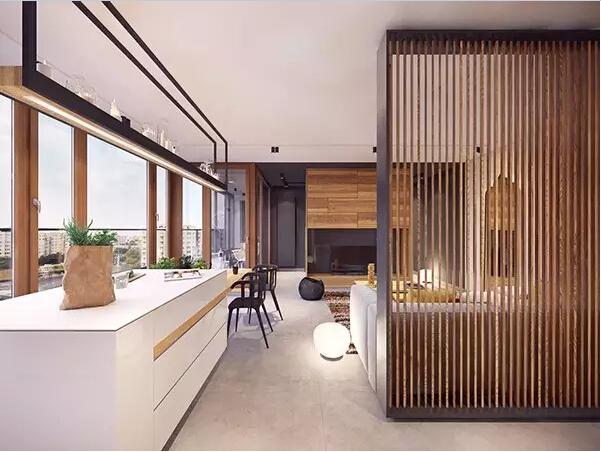 简约 后现代 其他图片来自实创装饰上海公司在80㎡大一居,开间也能变豪宅的分享