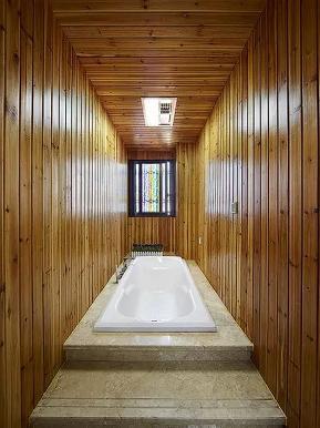 欧式 地中海 混搭 三居 收纳 旧房改造 卫生间图片来自沙漠雪雨在120平米欧式地中海混搭浪漫范儿的分享