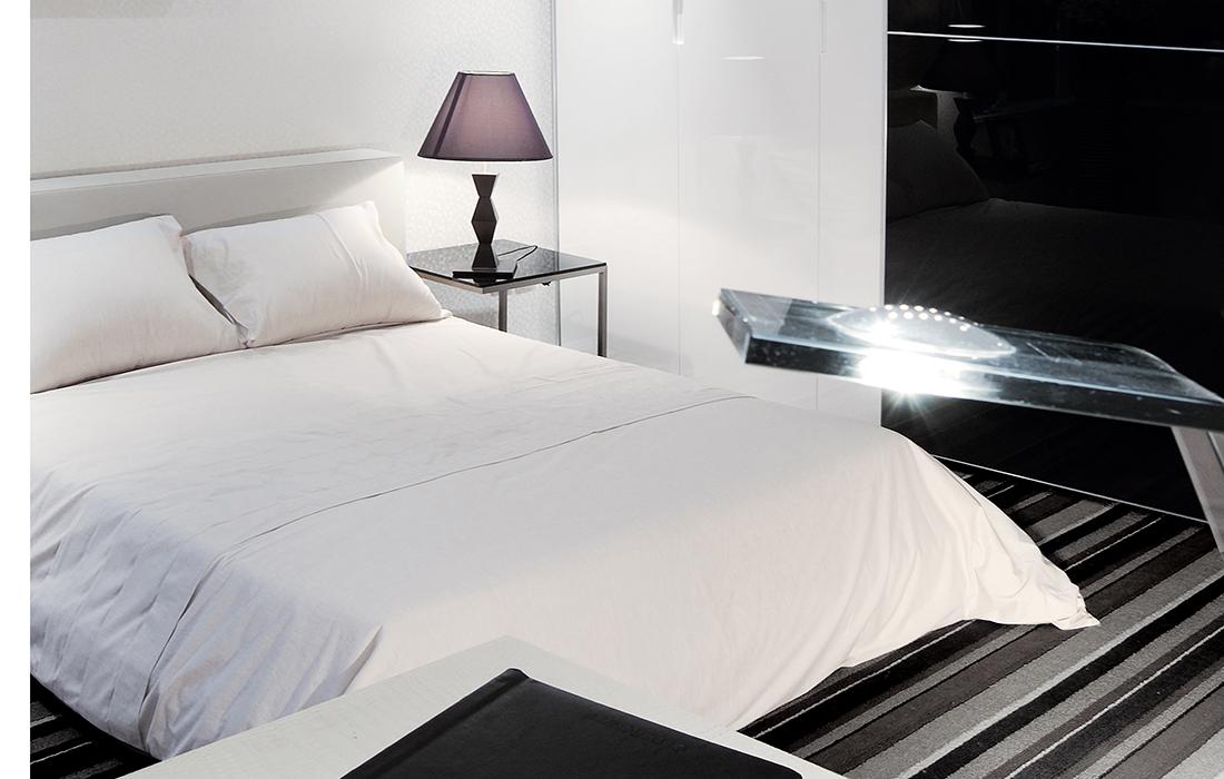 简约 现代 三居 白领 卧室图片来自重庆天地和豪装工厂店在充满创意的现代简约风格的分享