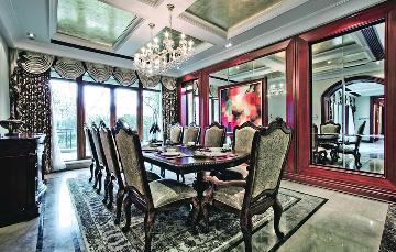 典雅高贵的复式洋房