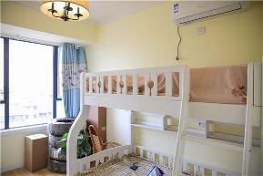 现代 美式 混搭 简约 白领 80后 小资 二居 儿童房图片来自四川幸福魔方装饰在正成一号 现代美式装修的分享