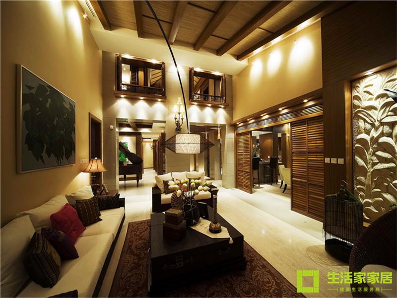 三居 小资 80后 东南亚 东南亚风格 生活家装饰 生活家家居 客厅图片来自天津生活家健康整体家装在天房天拖 东南亚风格的分享