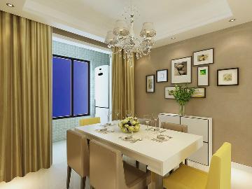 清新优雅,温馨之家--118平米