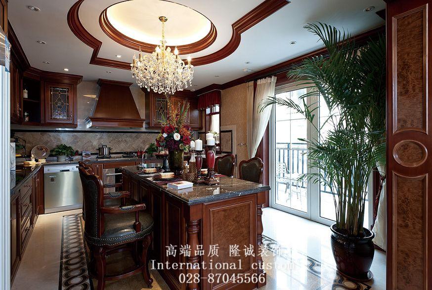三居 美式 典雅 高贵 大气 装饰 厨房图片来自fy1831303388在彩叠园的分享