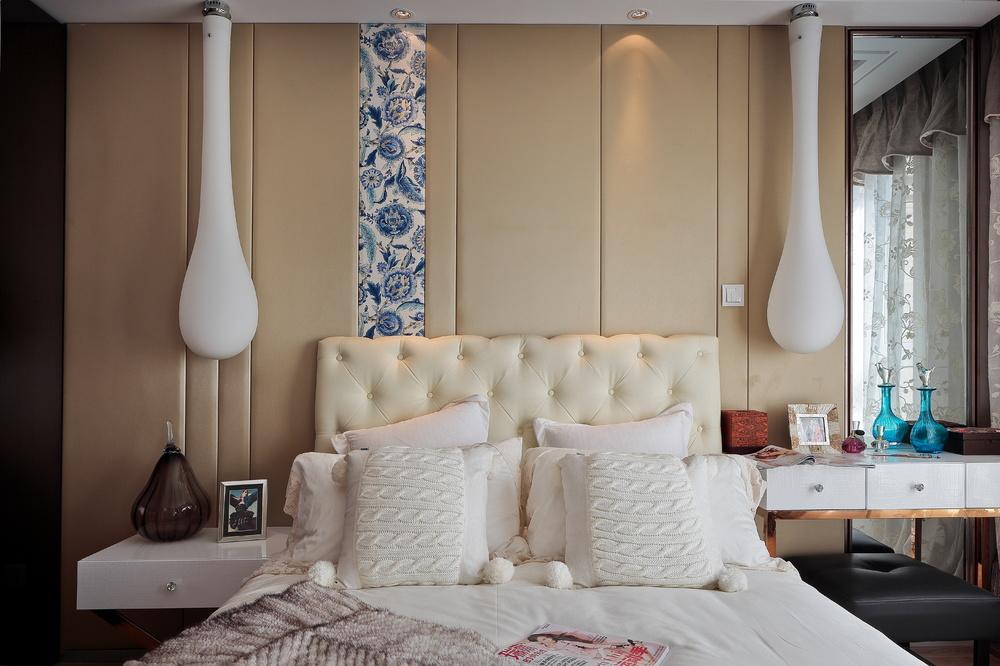 卧室图片来自澳华装饰有限公司在汇悦天地·现代简约风格的分享