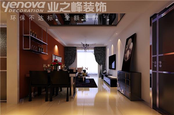 新中式 三居 业之峰 装饰 设计 客厅图片来自业之峰太原分公司在丽泽苑的分享