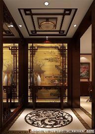 140平米传统中式---成都高度国际