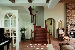 田园 英式 温馨 舒适 复式 收纳 楼梯图片来自fy1831303388在西贵堂的分享