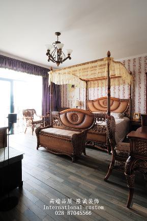 田园 英式 温馨 舒适 复式 收纳 卧室图片来自fy1831303388在西贵堂的分享