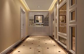 三居 港式 装修 设计 玄关图片来自张邯在高度国际-中铁花语城2的分享