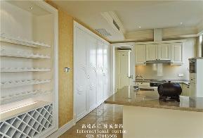 欧式 三居 白领 收纳 旧房改造 80后 小资 舒适 温馨 厨房图片来自fy1831303388在中粮祥云的分享