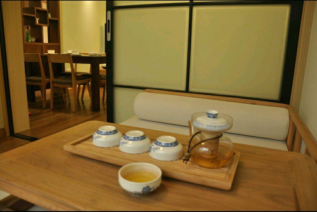 三居 日式 史丹佛公馆 95平 嘉年华装饰 书房图片来自武汉嘉年华装饰在苹果绿和原木色日式风格的分享