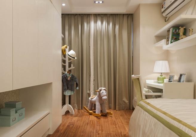 中式 三居 80后 白领 儿童房图片来自武汉全有装饰在海昌天澜--现代中式风格的分享