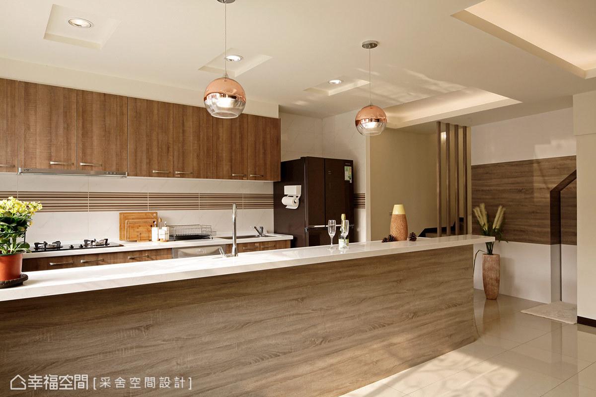 别墅 简约 现代 休闲 收纳 厨房图片来自幸福空间在254平度假天堂凝聚起家族情感的分享