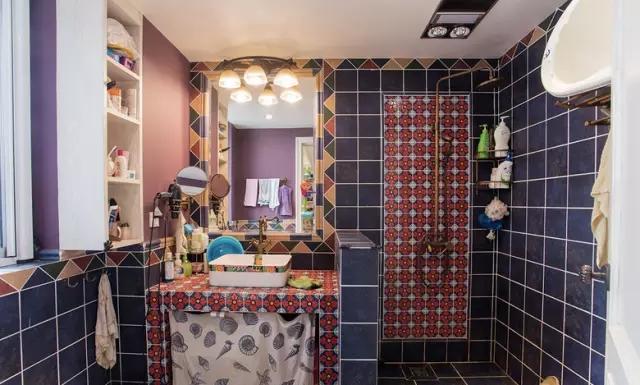 简约 欧式 田园 混搭 二居 三居 别墅 白领 收纳 卫生间图片来自实创装饰晶晶在105㎡欧式大两居的分享