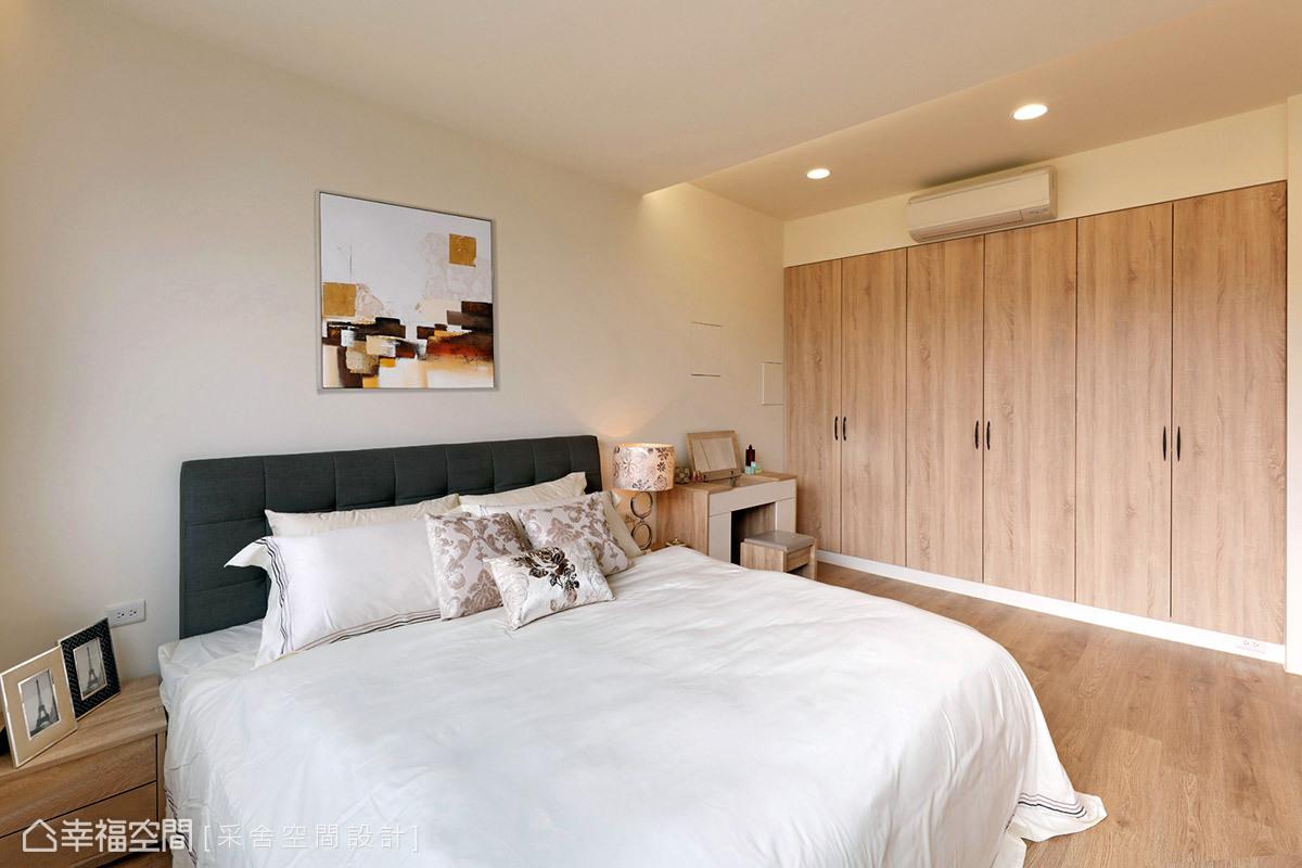 别墅 简约 现代 休闲 收纳 卧室图片来自幸福空间在254平度假天堂凝聚起家族情感的分享