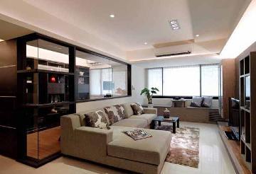 69平米二居室装修发挥空间最大值