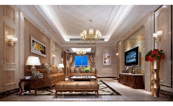 客厅往往被主人列为重中之重,精心设计、精选材料,以充分体现主人的品位和意境。