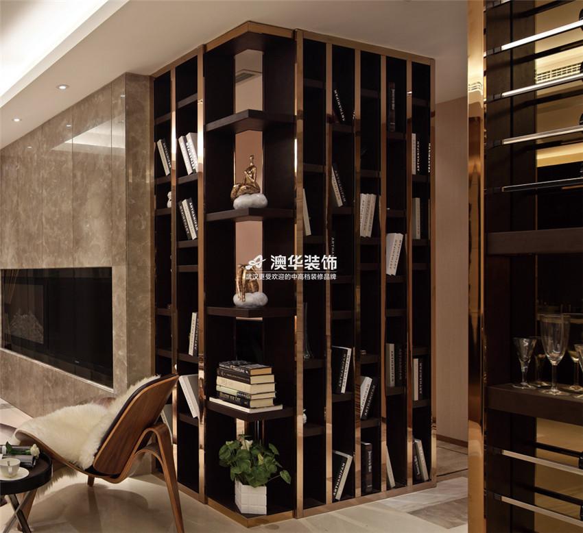 餐厅图片来自澳华装饰有限公司在大华南湖公园世家·都市现代的分享