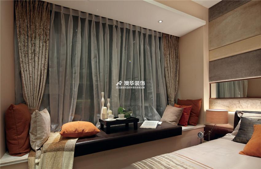 阳台图片来自澳华装饰有限公司在大华南湖公园世家·都市现代的分享