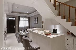 别墅 美式 简约 收纳 楼梯图片来自幸福空间在297平三代同堂的幸福别墅的分享