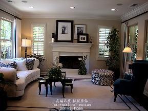 三居 白领 收纳 旧房改造 美式 舒适 温馨 80后 小资 客厅图片来自fy1831303388在中铁奥维尔的分享