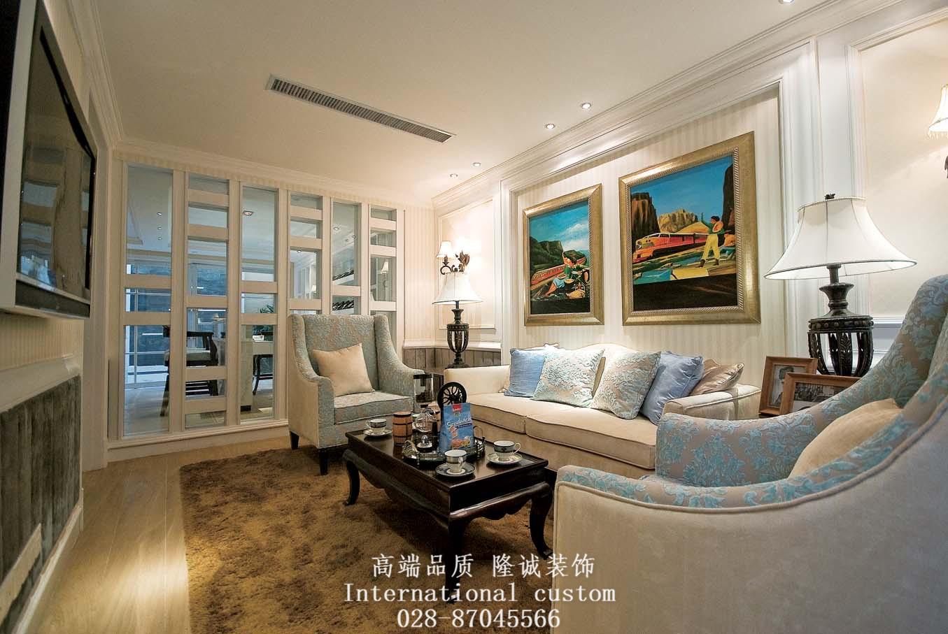 简约 欧式 别墅 旧房改造 舒适 温馨 收纳 其他图片来自fy1831303388在雅居乐简欧实景照片的分享