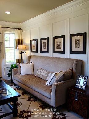 三居 白领 收纳 旧房改造 美式 舒适 温馨 80后 小资 其他图片来自fy1831303388在中铁奥维尔的分享