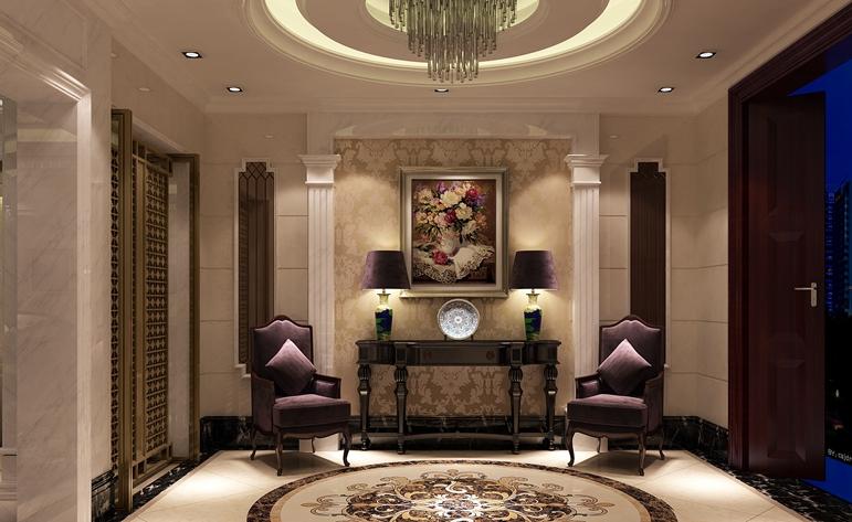 欧式 别墅 其他图片来自居众装饰东莞分公司在南城国际公馆-欧式风格-360平米的分享