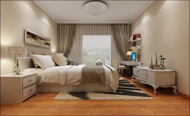 卧室图片来自居众装饰东莞分公司在居众装饰-悦榕东岸-现代-176㎡的分享