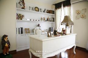 田园 别墅 旧房改造 舒适 温馨 80后 收纳 简约 书房图片来自fy1831303388在新界北欧实景照的分享