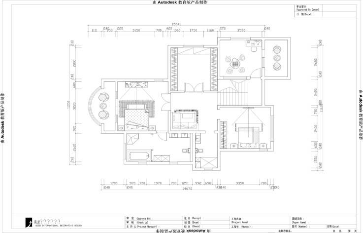 别墅 欧式 装修 设计 户型图图片来自张邯在高度国际-保利垄上的分享