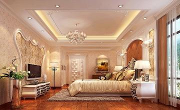 居众装饰-金域中央-欧式-240平米