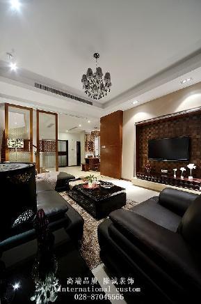 旧房改造 收纳 舒适 温馨 复式 中式 白领 80后 小资 客厅图片来自fy1831303388在华润二十四城的分享
