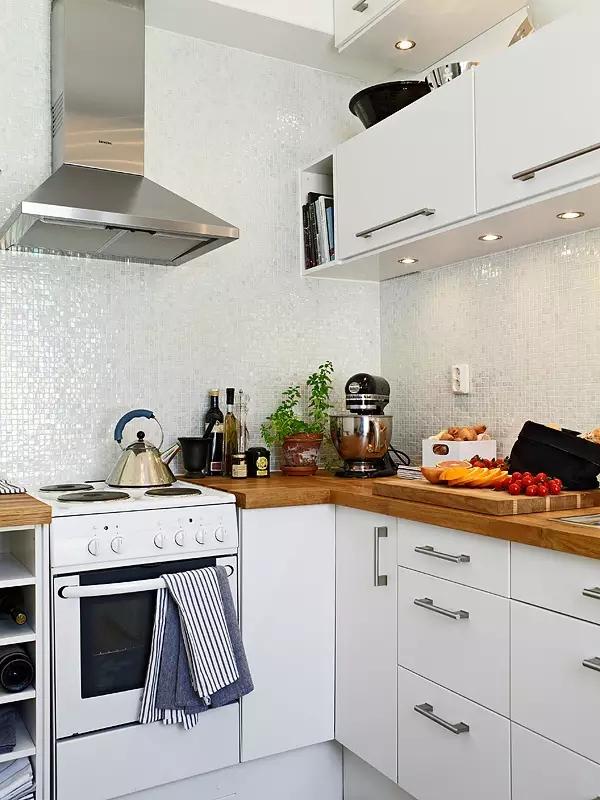 简约 欧式 田园 混搭 二居 三居 别墅 收纳 旧房改造 厨房图片来自实创装饰晶晶在48㎡摩登公寓的分享