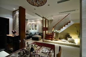 旧房改造 收纳 舒适 温馨 复式 中式 白领 80后 小资 餐厅图片来自fy1831303388在华润二十四城的分享