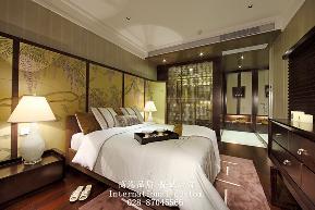 收纳 旧房改造 80后 小资 舒适 温馨 中式 卧室图片来自fy1831303388在华敏世家的分享