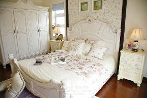 田园 别墅 旧房改造 舒适 温馨 80后 收纳 简约 卧室图片来自fy1831303388在新界北欧实景照的分享