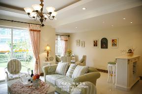 田园 别墅 旧房改造 舒适 温馨 80后 收纳 简约 客厅图片来自fy1831303388在新界北欧实景照的分享