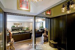 三居 收纳 旧房改造 80后 舒适 温馨 中式 玄关图片来自fy1831303388在时代豪庭的分享