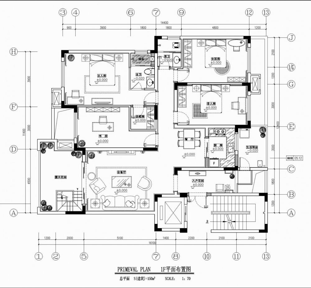 复式 美式 大气 户型图图片来自九鼎建筑装饰工程有限公司成都分在绿地锦天府复式住宅美式风格的分享