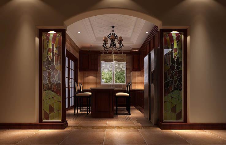 别墅 欧式 装修 设计 书房图片来自张邯在高度国际-保利垄上的分享