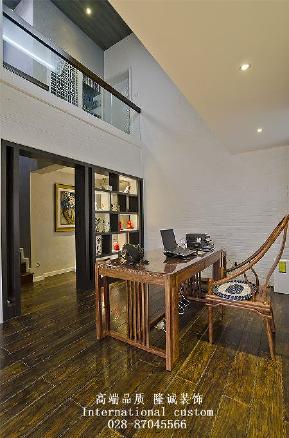 别墅 旧房改造 中式 收纳 舒适 温馨 小资 80后 白领 其他图片来自fy1831303388在三利宅院实景照的分享