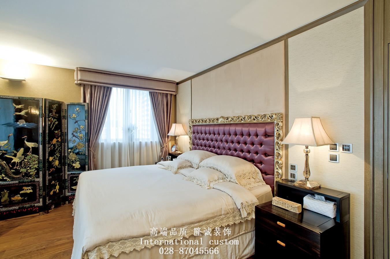 三居 收纳 旧房改造 80后 舒适 温馨 中式 卧室图片来自fy1831303388在时代豪庭的分享