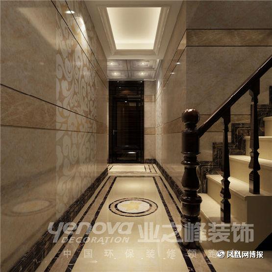 欧式 四居 玄关图片来自太原业之峰小李在半山国际的分享