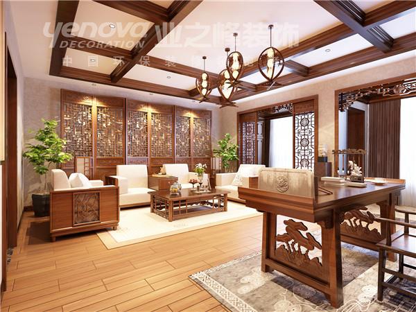混搭 别墅 客厅图片来自太原业之峰小李在格林小镇的分享