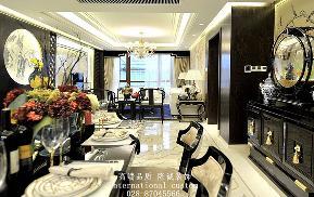 三居 中式 舒适 温馨 收纳 旧房改造 80后 白领 小资 餐厅图片来自fy1831303388在紫檀山的分享