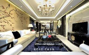 三居 中式 舒适 温馨 收纳 旧房改造 80后 白领 小资 客厅图片来自fy1831303388在紫檀山的分享