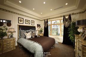 欧式 别墅 收纳 旧房改造 舒适 温馨 80后 卧室图片来自fy1831303388在紫檀山欧式新古典的分享